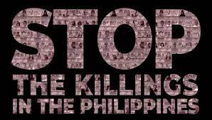 Stop the Killings in the Philippines! | Action Solidarité Tiers Monde